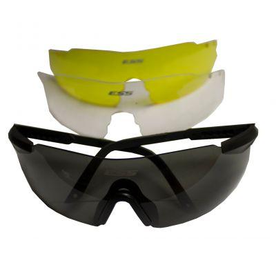 Gafas ESS ICE 3 (amarillo, oscuro, transparente). Ocasion