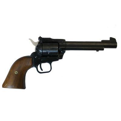 Revolver 22 H-Schmidt. Used