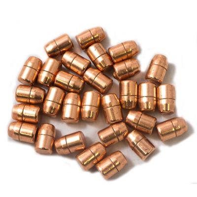 Bullet 44-40 230gr copper Hornady (156u). Used