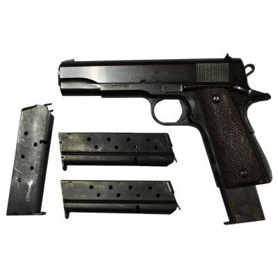 45 Norinco 1911 pistol + 9mm kit. Used