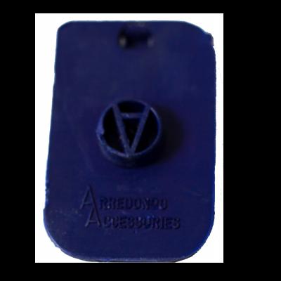 Sujeccion tapa cargador 2011 azul. Ocasion