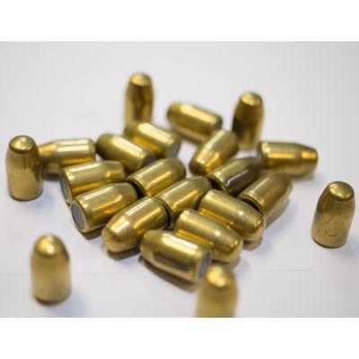 Bullet 9mm 140gr Alsa Pro ( used ) 166u.