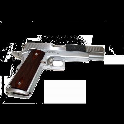 45 STI Ranger Master + Barrel 400 Corbon pistol. Used