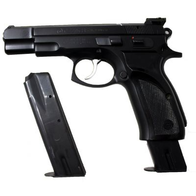 Pistola 9 CZ75B. Ocasion