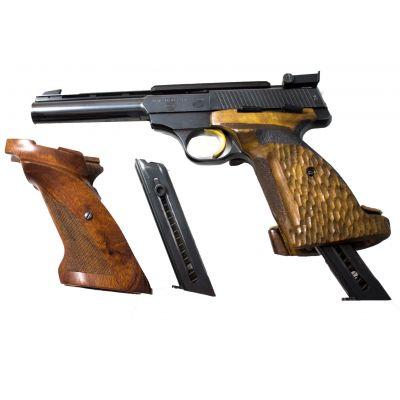 22 FN Medallistic pistol. Used