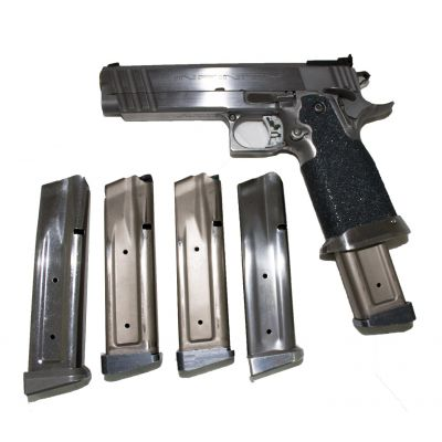 9 Infinity Hybrid pistol. Used