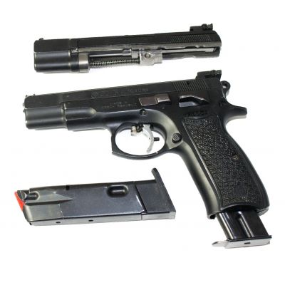 Pistola 9 CZ75 B + Kit 22.Ocasion