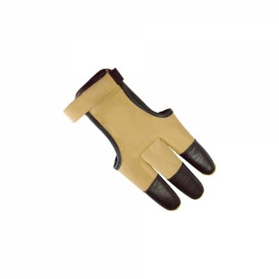Traditional leather glove L