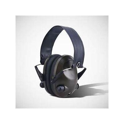 SPORT JAGD green folding ear Ear protection