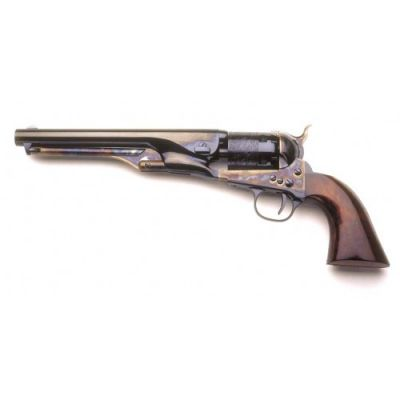 Revolver 36 AV 1861 Remington Navy Steel UBERTI