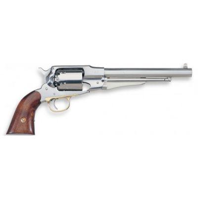 "Revolver 44 AV 1858 New Army (8 "") Inox UBERTI"