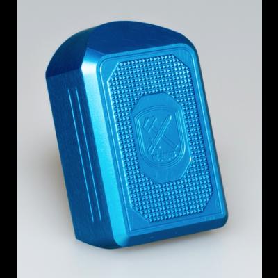 Magazine base pad Tanfoglio LF blue M-Arms 1
