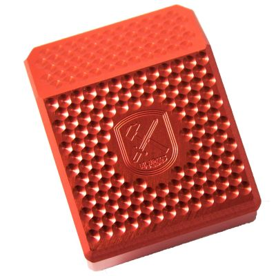 Base pad 2011 red JB M-Arms