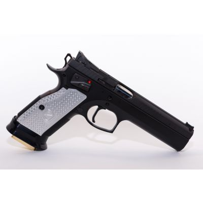 Grip thick CZ gray M-Arms