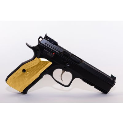 Grip CZ Shadow 2 brass M-Arms