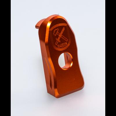 Lid mag azine Mec-gar 1911 orange M-Arms