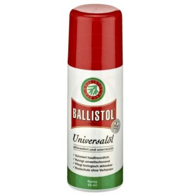 Spray Oil 50ml BALLISTOL