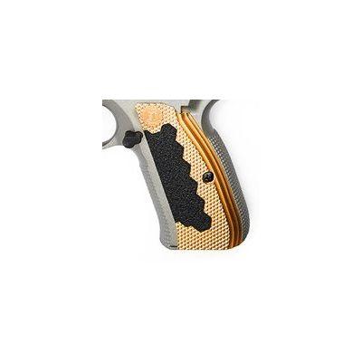 Grip CZ75 / Shadow 2 brass (size M) Eemann Tech