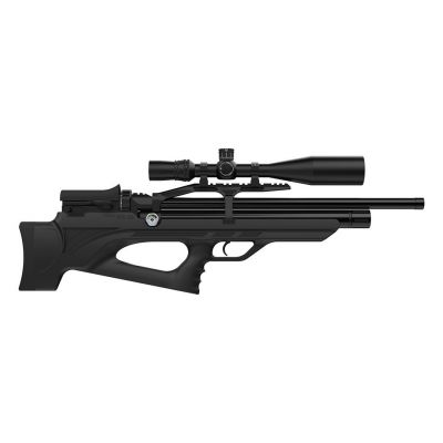 Air rifle 4,5 PCP MX10S synthetic Aselkon s / optic sight