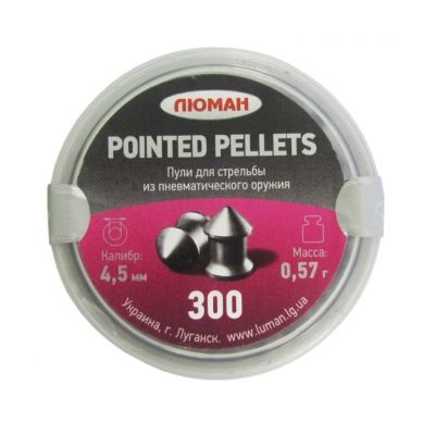 Balin 4,5 0.57gr Pointed Pellets (300unid)