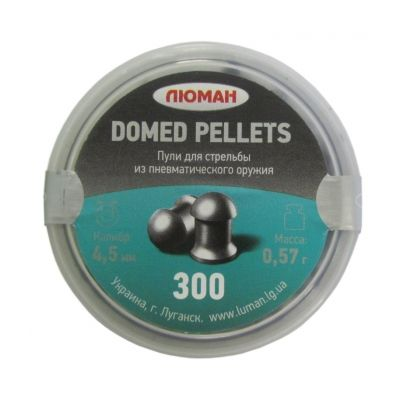 Balin 4,5 0.57gr Domed Pellets (300unid)