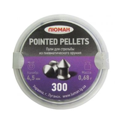 Balin 4,5 0.68gr Pointed Pellets