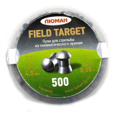 Balin 4,5 0.55gr Field Target (500unid)