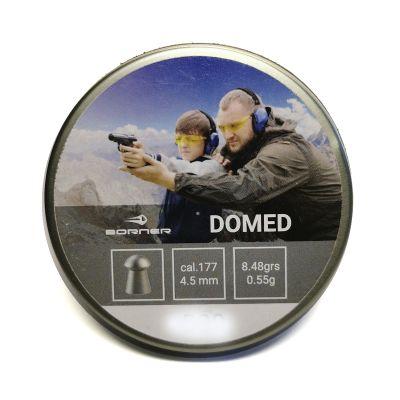 Balin 4,5  0.55gr Domed Borner (250unid)