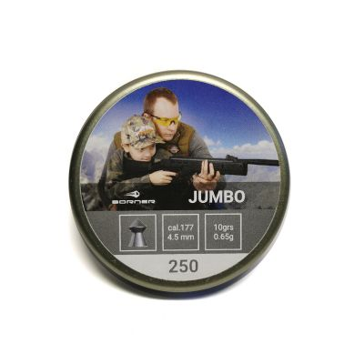 Balin 4, 5 0.65gr Jumbo Borner (250unid)