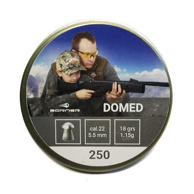 Pellet 5.5 0.78gr Domed Borner (250unid)
