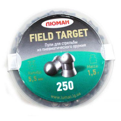 Balin 5,5 1.5gr Field Target (250unid)