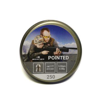 Balin 4,5 0.58gr Pointed Borner (250unid)