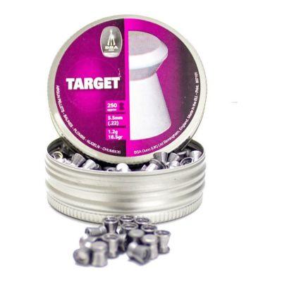 Balin 4,5 0.53gr Target Metal BSA Master (450unid)