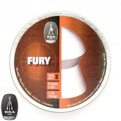 Balin 4,5 0.53gr Fury Metal BSA Master(450unid)