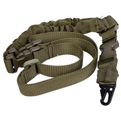 Strap sling cordura surface green