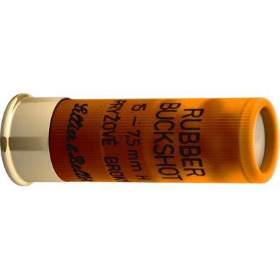 Cartridge 12x67,5 Rubber Shots (1 unit)