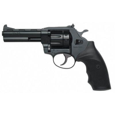 """Revolver 6mm 4 """"Flobert Alfa black"""