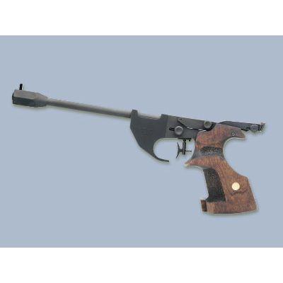 ALFA PROJ 4,5 Co2 match black pistol