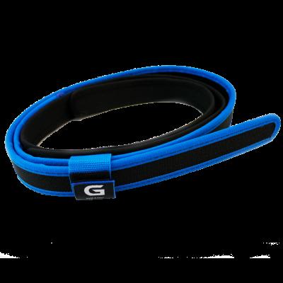IPSC 120 Ghost Carbon belt blue