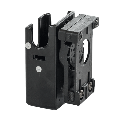 magazine holder double black with magnet Clip D Ghost