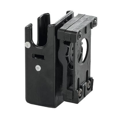 Portacargador 360 clip D Ghost negro
