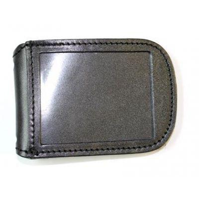 Roal leather badge holder