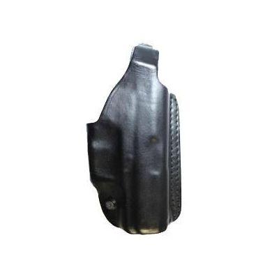 Funda cuero Glock 17/22/19/23 negro VEGA