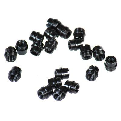 Bul black grip screw nuts (4u)