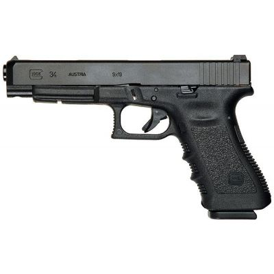 Glock 34 9mm pistol 4th gen era
