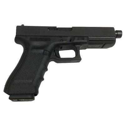 9 Glock 17 gen 4 MOS THR threaded barrel pistol