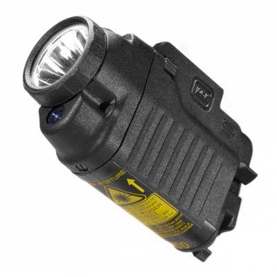 Linterna GLOCK GTL22(laser y xenon graduable)