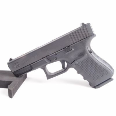 Glock 23 pistol 4th gen era