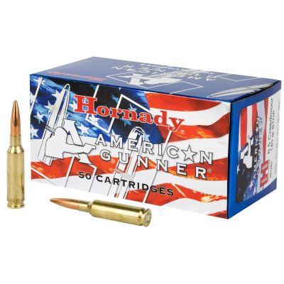 Cartridge 6,5 Creedmoor 140gr BTHP Hornady (50u)