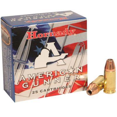 Cartridge 9 115 XTP American Gunner Hornady